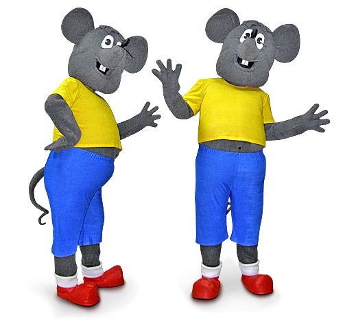 свозились картинки ростовая кукла мышь заказе